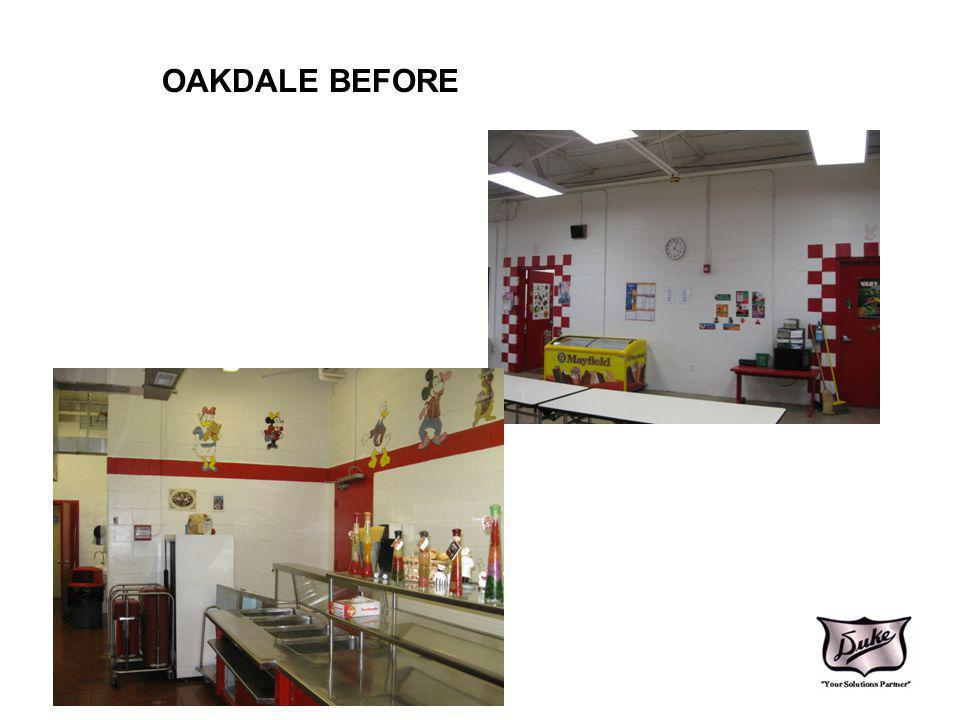 OAKDALE BEFORE