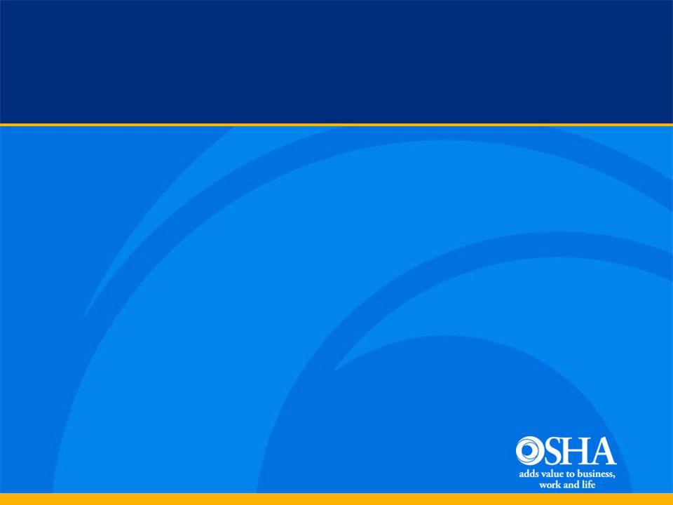 Contact Information Rob Matuga, NAHB, ASVP, Labor, Safety & Health Services (800) 368-5242 ext.