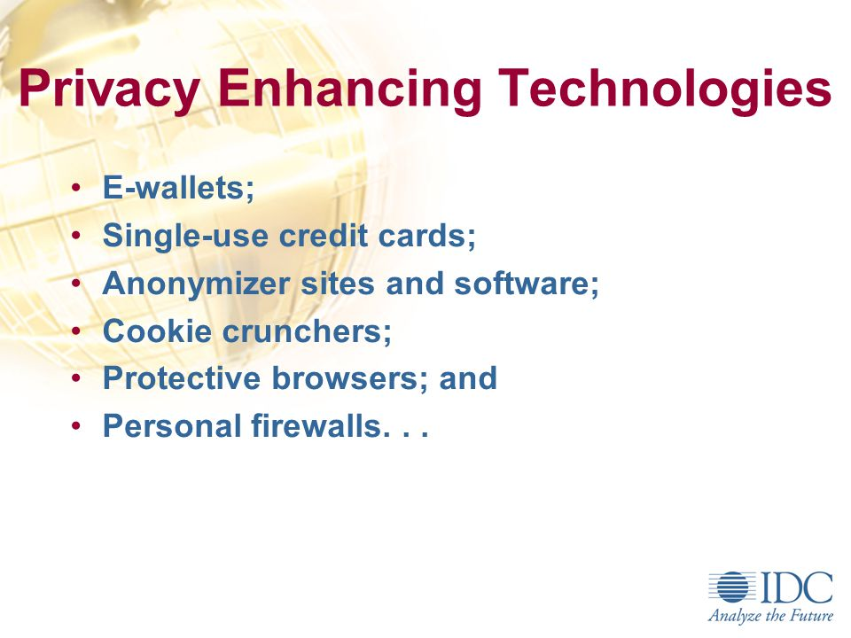 Message from survey data - Privacy is not only GOOD for business… but essential for e-commerce.