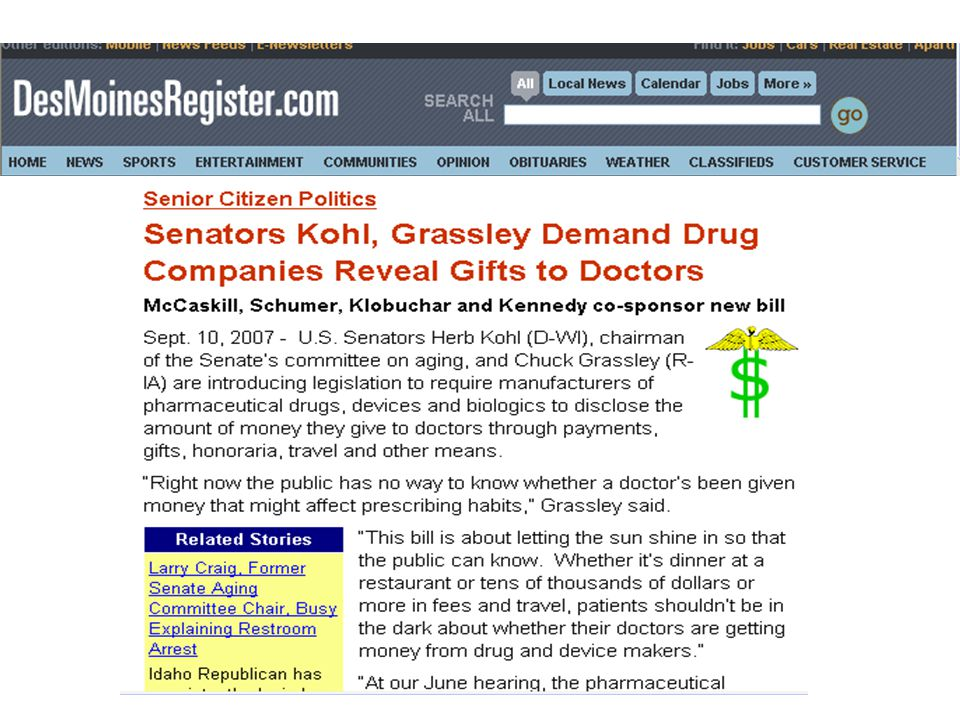Specifics of UI Policy (cont.) Consulting expertise: must be formal contract & approved by DEO and VPMA Consulting expertise: must be formal contract & approved by DEO and VPMA Honoraria & Speakers Bureaus Honoraria & Speakers Bureaus Industry displays Industry displays Continuing Medical Education Continuing Medical Education Separate Conflict of Interest in Research policy Separate Conflict of Interest in Research policy Publishing Publishing