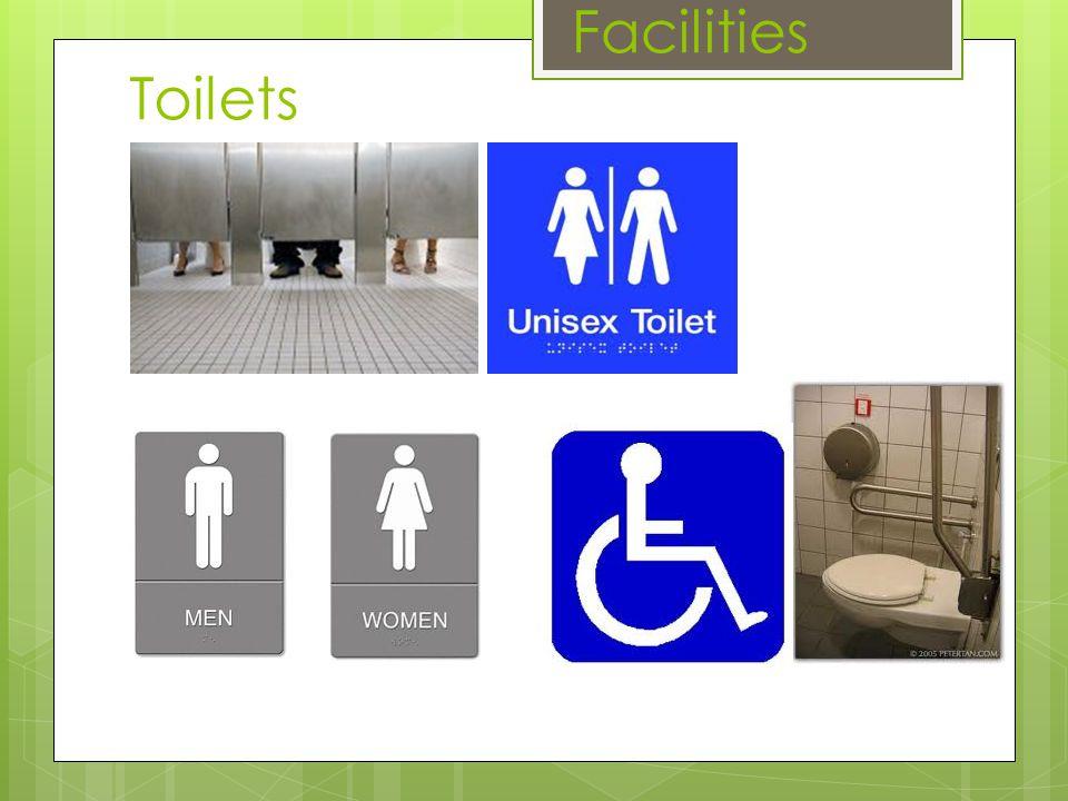 Facilities Toilets