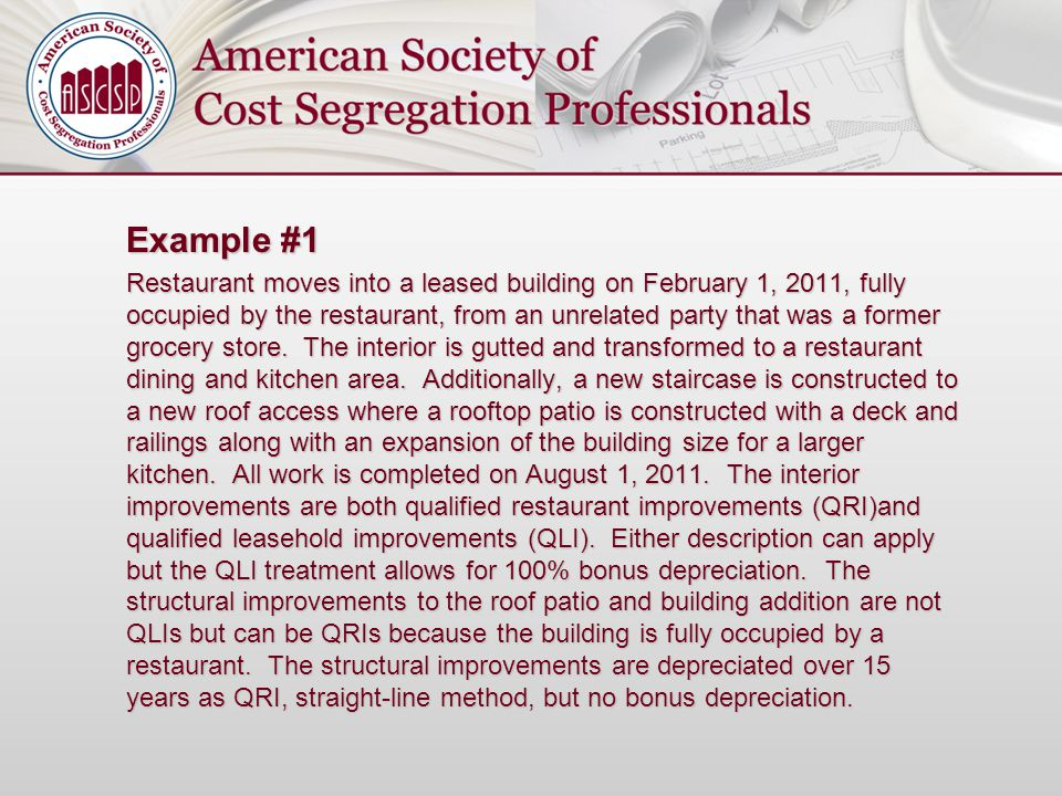 Example #1 – Revised Change the completion date to January 15, 2012.