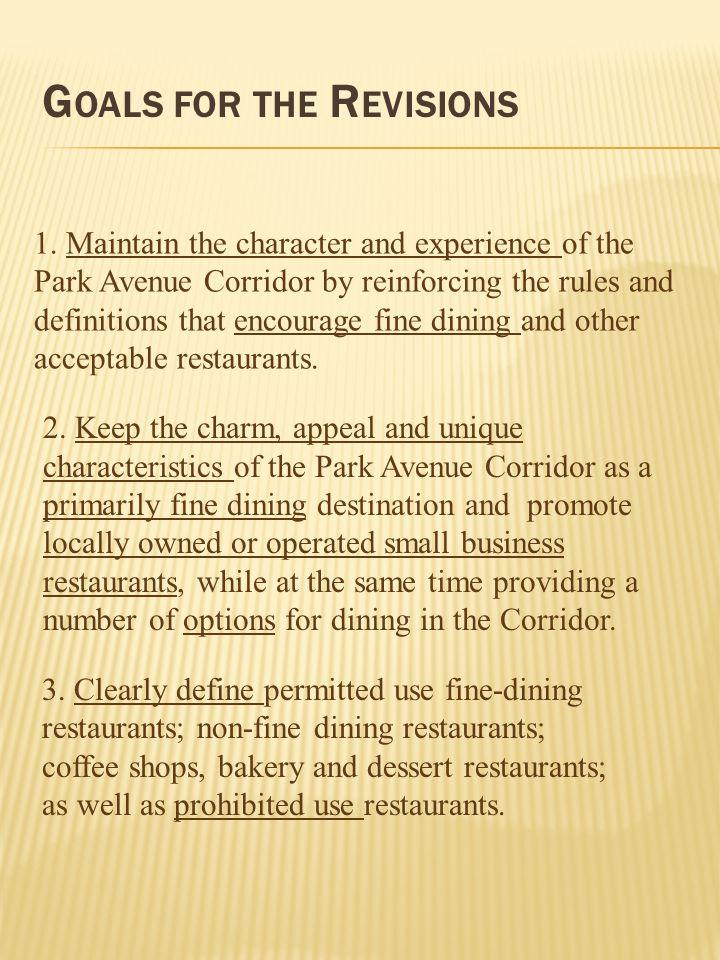 Coffee Shops, Bakery and Dessert Restaurants.