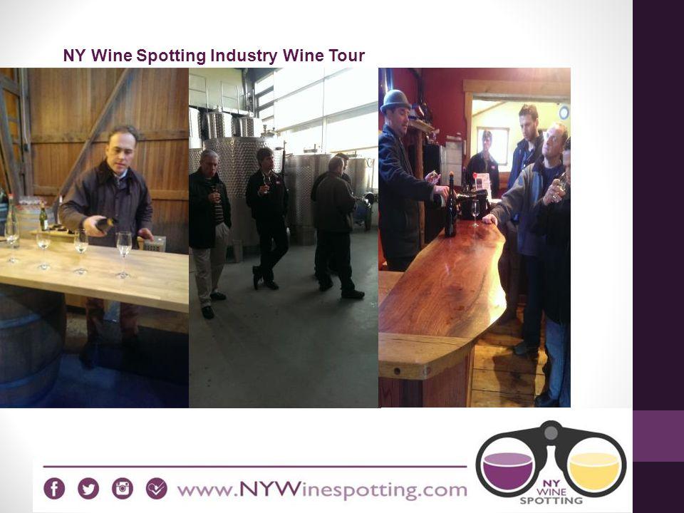 NY Wine Spotting Industry Wine Tour