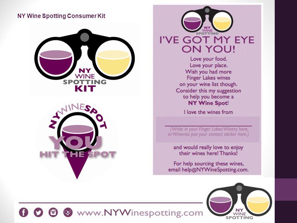 NY Wine Spotting Consumer Kit
