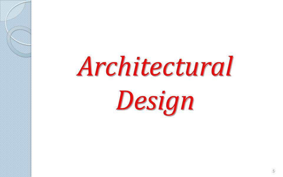 Architectural Design 5