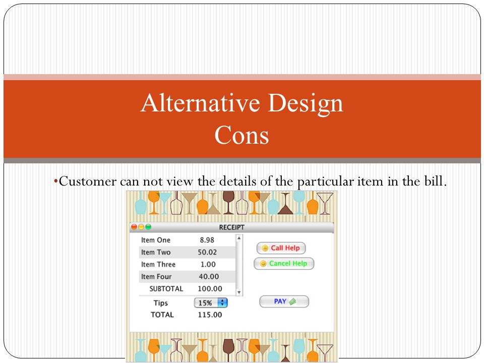 The design is not navigation friendly.One can not easily navigate through the forms.