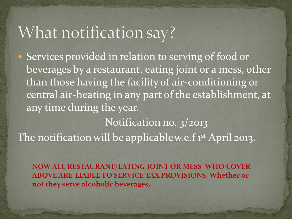Restaurant Bill Service Charge Total VAT @ 12.50 % on Rs.