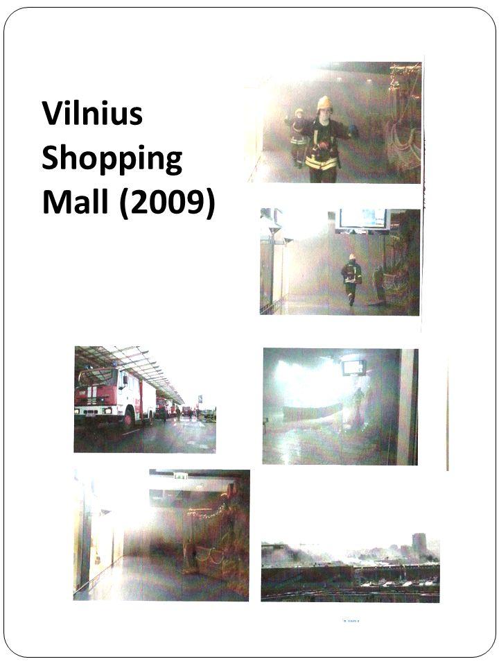Vilnius Shopping Mall (2009)