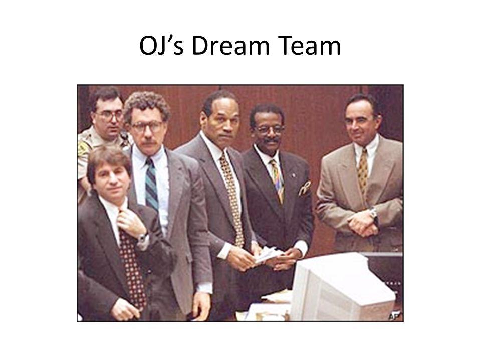 OJs Dream Team