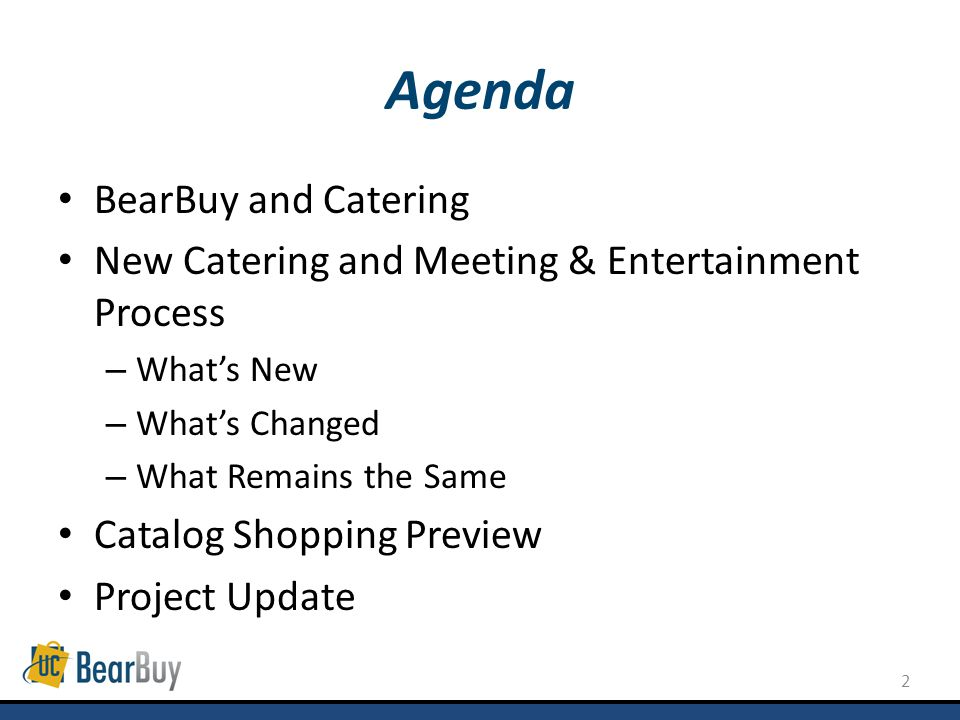 13 Planning for an Event Provide the date & time for delivery under Order Time.
