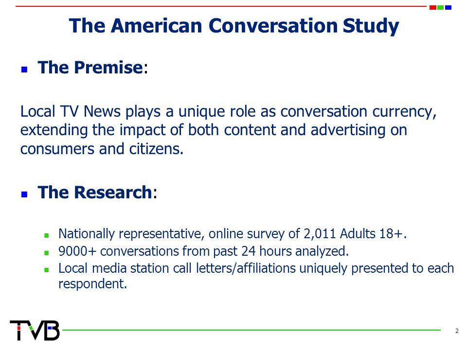 Superior Advertising Impact 23 Source: Keller Fay TVB American Conversation Study, April 9-26, 2013.