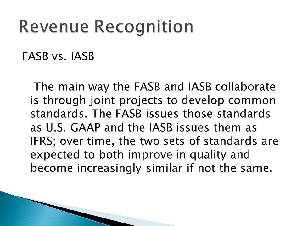 FASB vs.