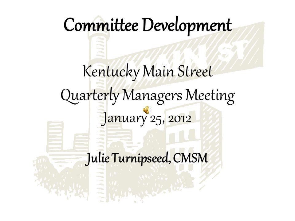 Julie Turnipseed, CMSM