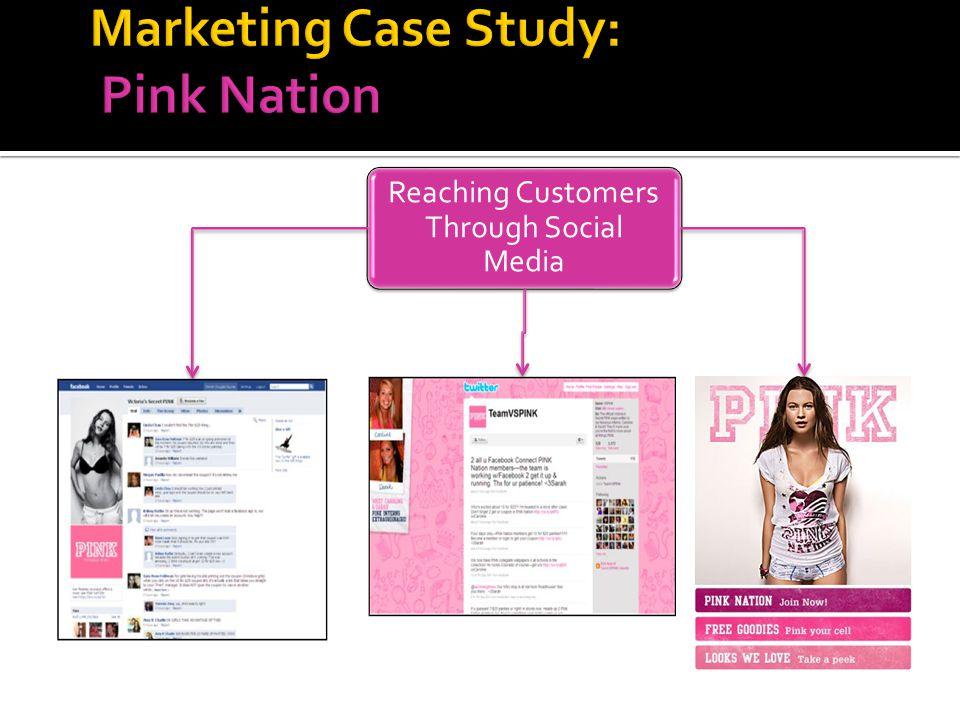 Reaching Customers Through Social Media