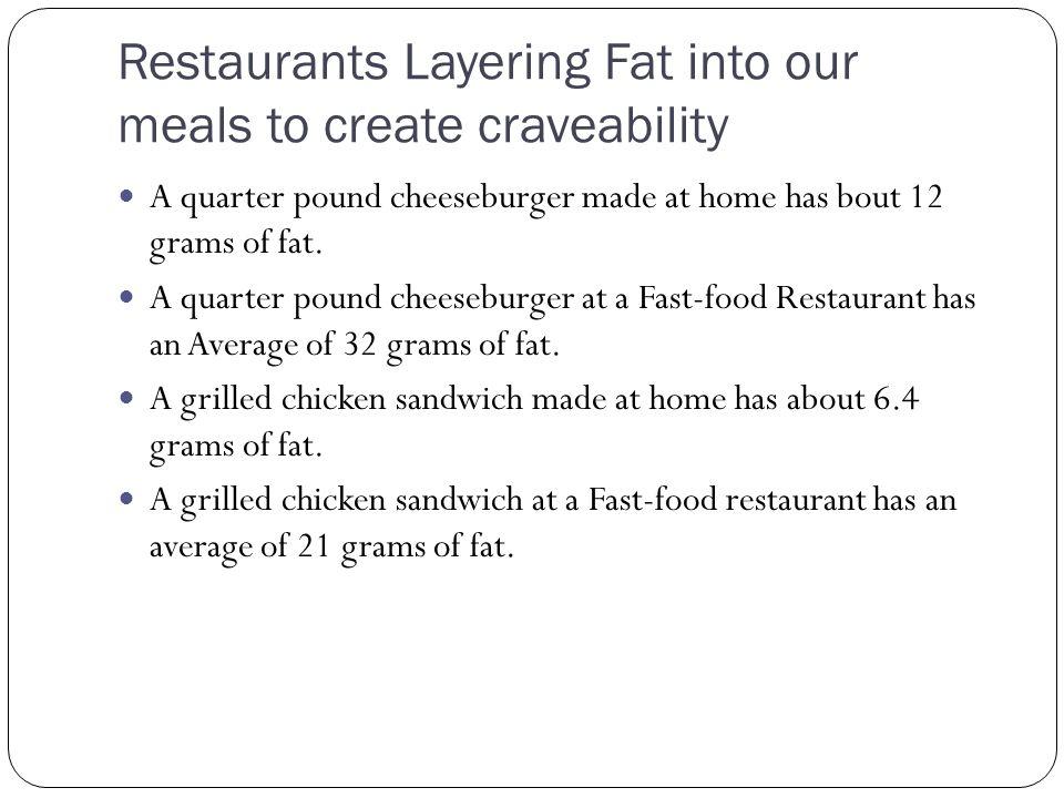McDonalds Fattiest Hamburger Yet.