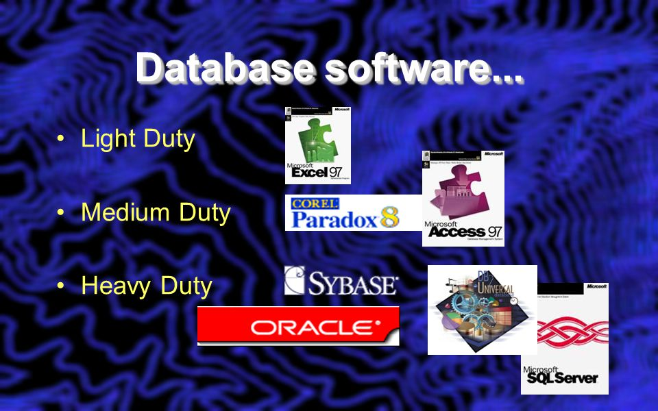 Basic Steps in Database Design Understand and document the business needs.