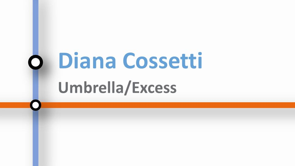 Diana Cossetti Umbrella/Excess