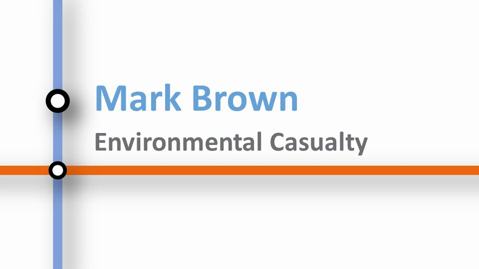 Mark Brown Environmental Casualty