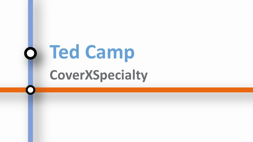 Ted Camp CoverXSpecialty