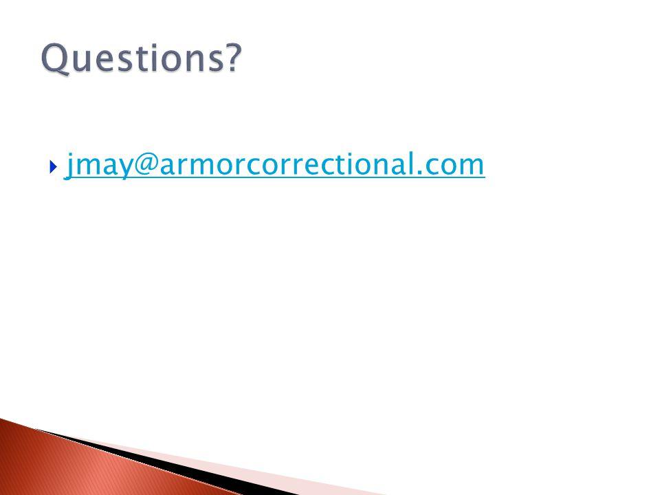 jmay@armorcorrectional.com