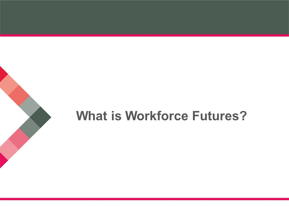 What is Workforce Futures