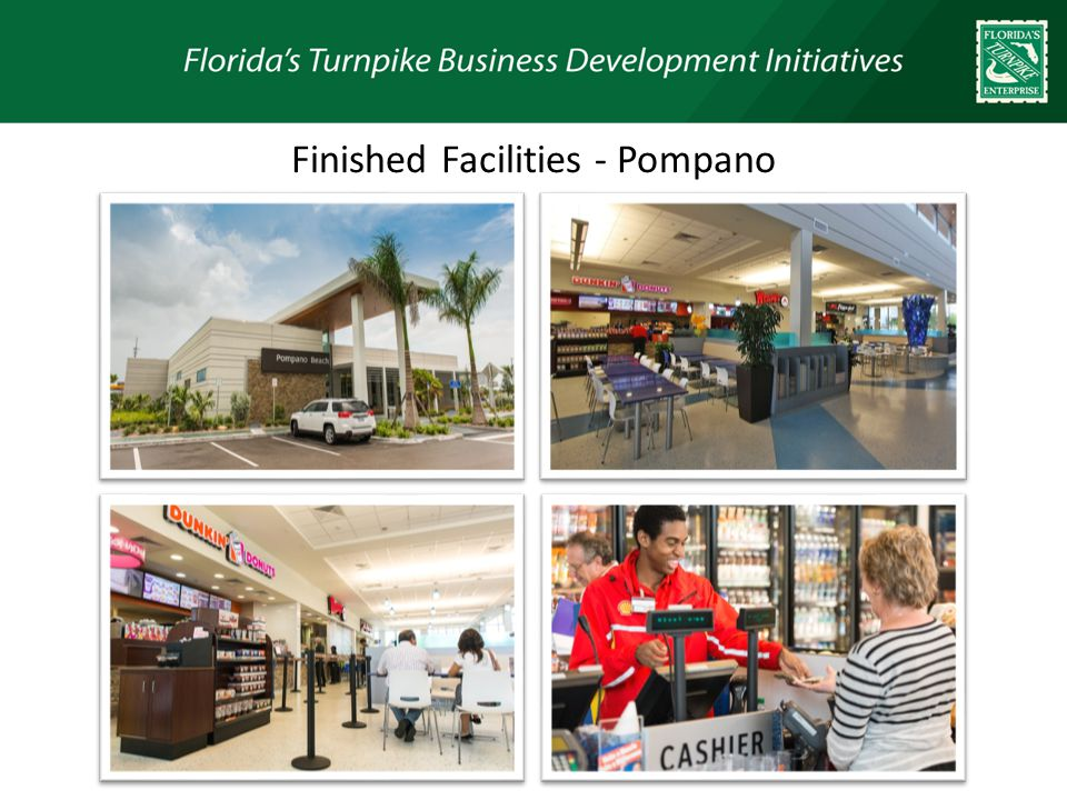 Finished Facilities - Pompano