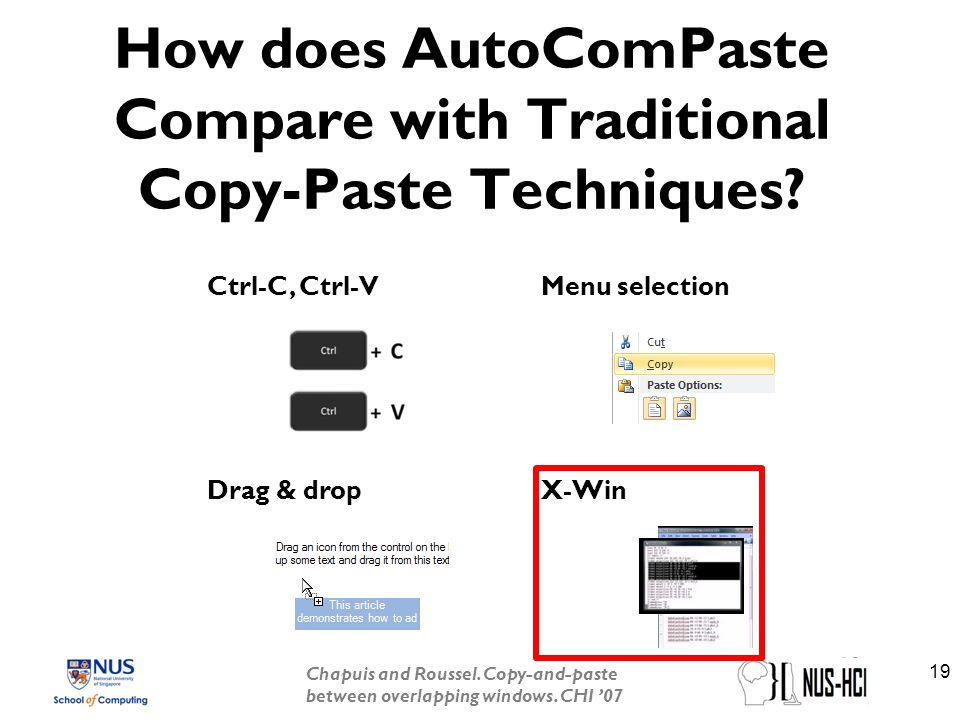 How does AutoComPaste Compare with Traditional Copy-Paste Techniques.
