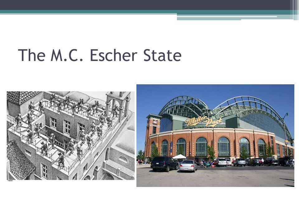 The M.C. Escher State