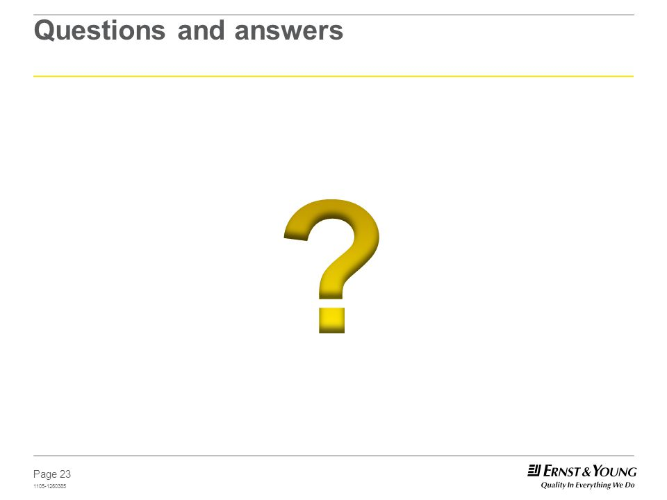 Page 23 1105-1260385 Questions and answers