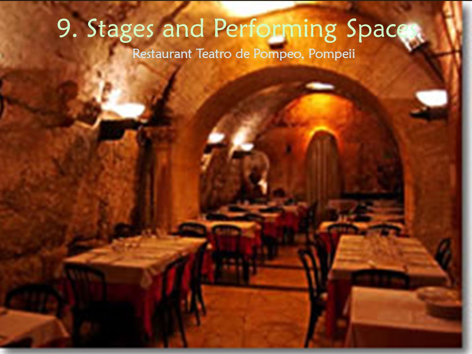 8. Stages and Performing Spaces Neil Simon Theatre, New York
