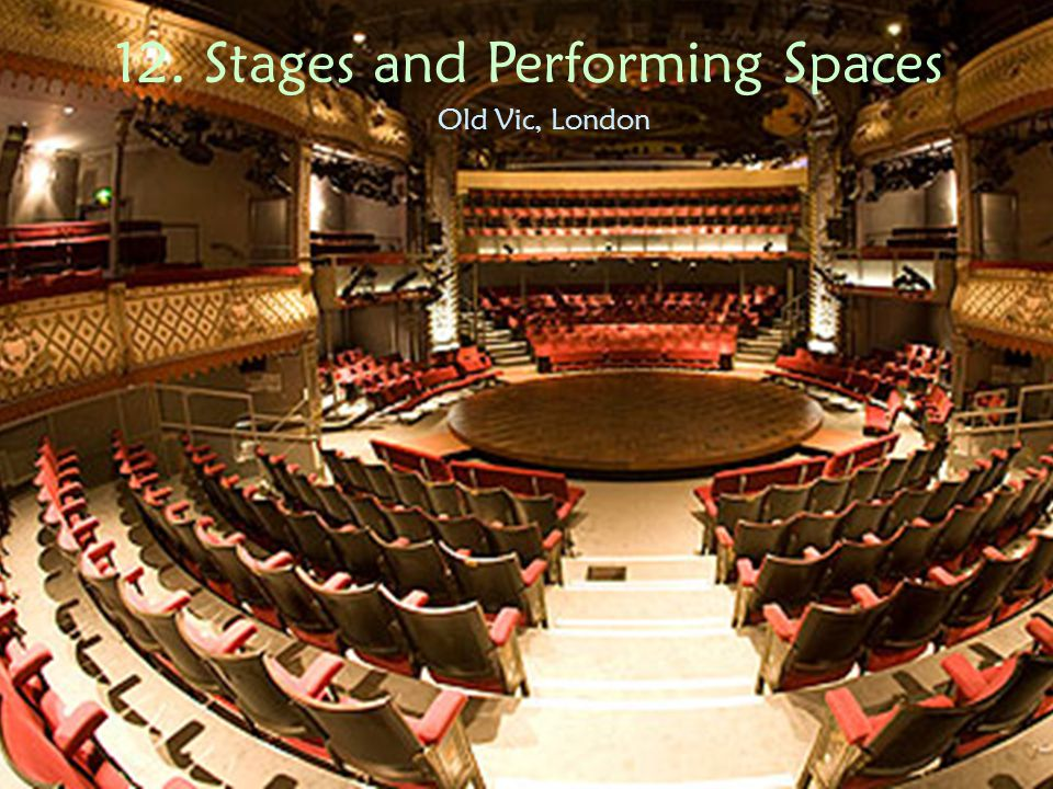 11. Stages and Performing Spaces Teatro Goldini, Venice