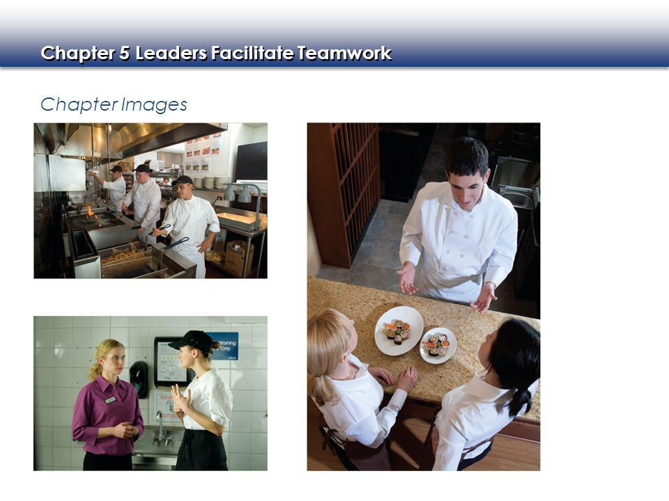 Chapter 5 Leaders Facilitate Teamwork Chapter Images