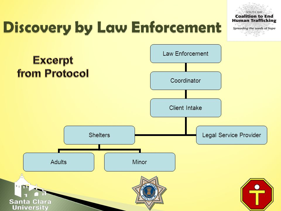 Who Benefits: The Victim Law Enforcement NGOs Meet Before You Need Them Meet Regularly Establish Protocols & Connections 7