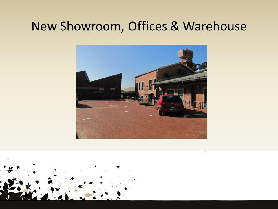 New Showroom, Offices & Warehouse