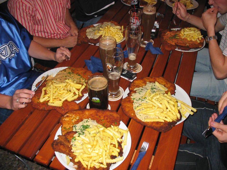 The XXL Schnitzel