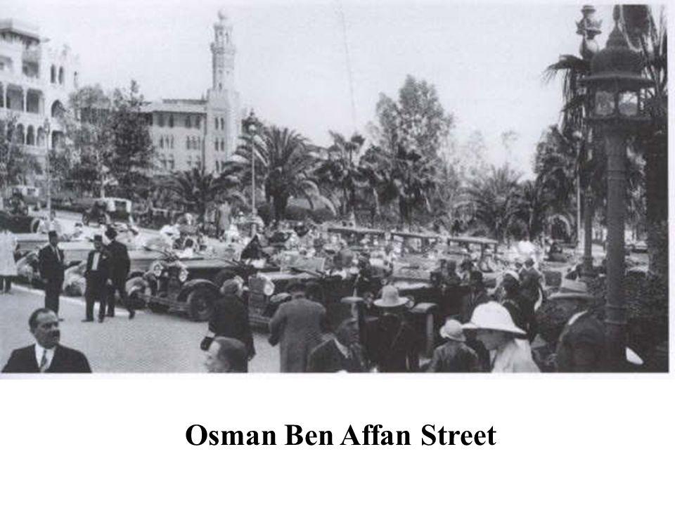 Bazelique Square 1930