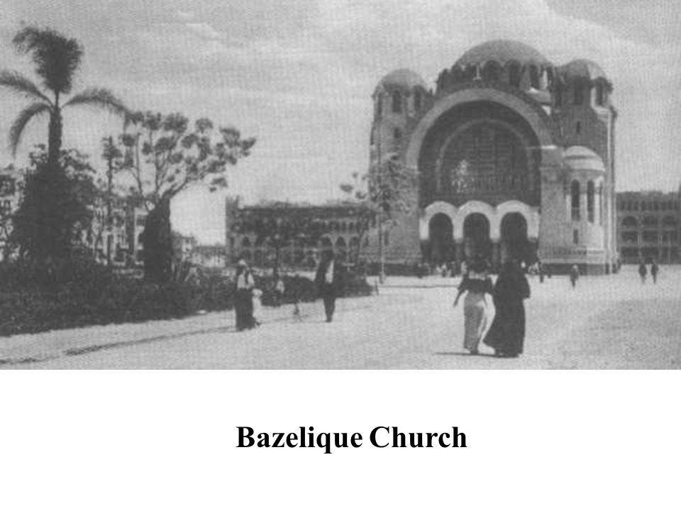 Bazelique Church