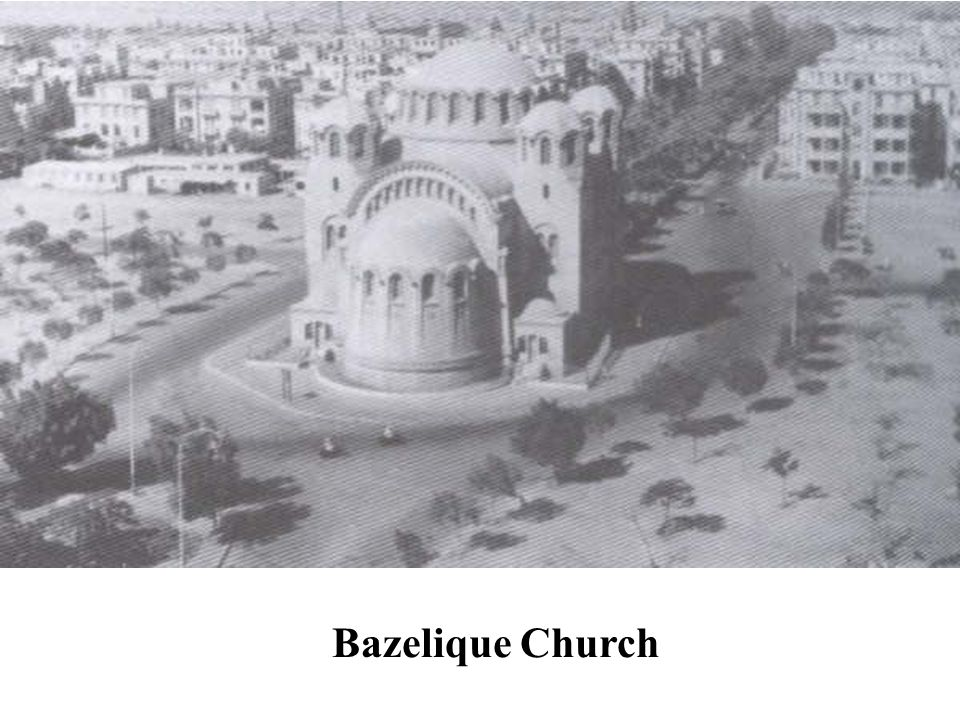 Bazelique Church