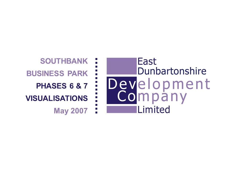 SOUTHBANK BUSINESS PARK PHASES 6 & 7 VISUALISATIONS May 2007