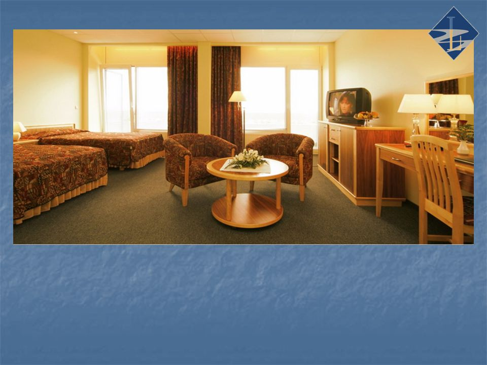 Business meetings, conventions and reunions can be hosted in the hotel conference rooms accommodating up to 500 people.