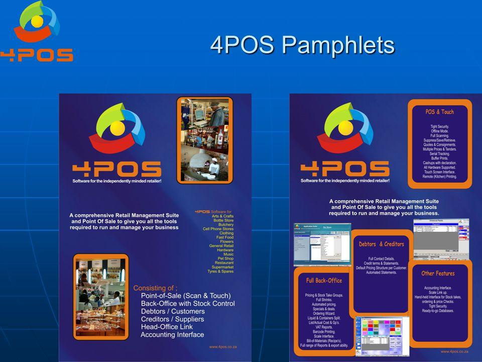 4POS Pamphlets