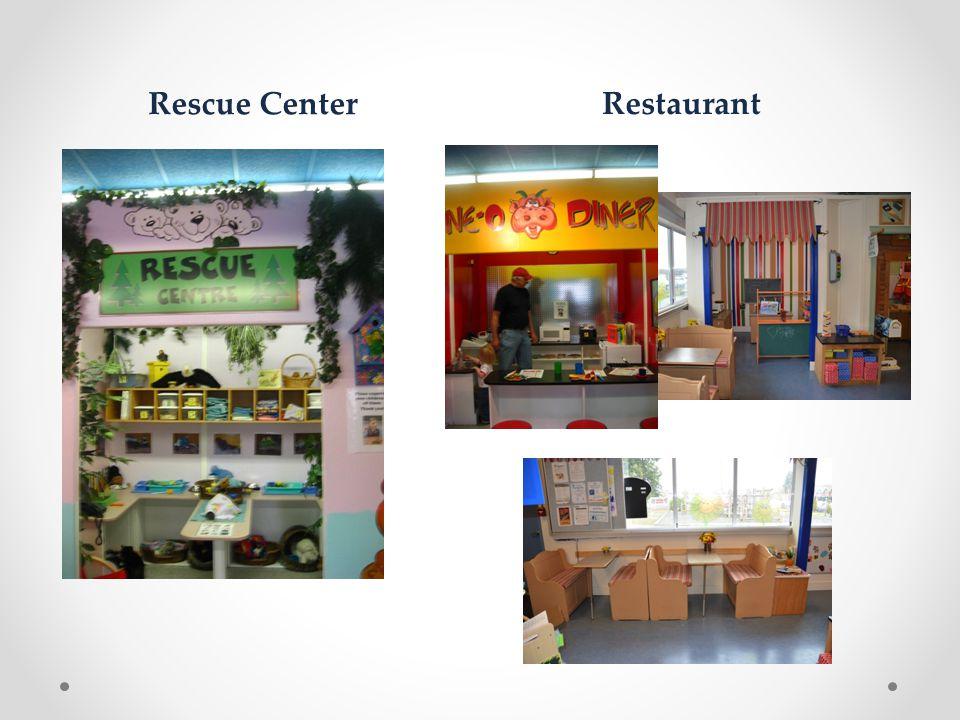 Rescue Center Restaurant