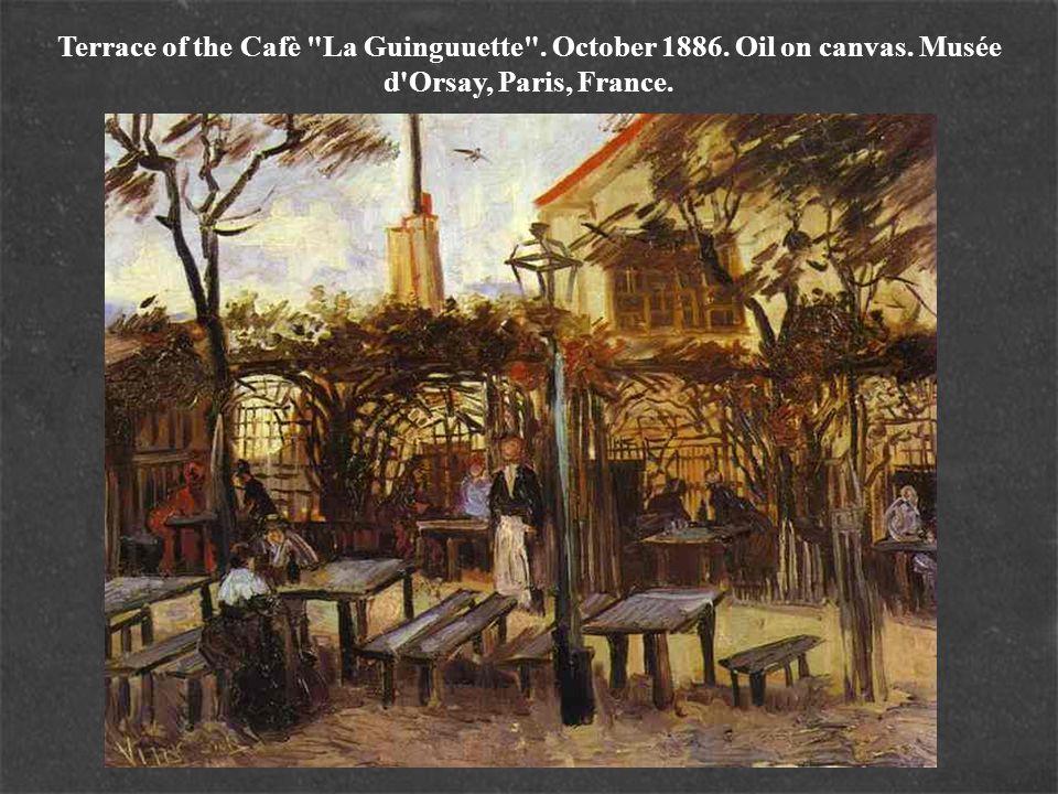 Terrace of the Cafè