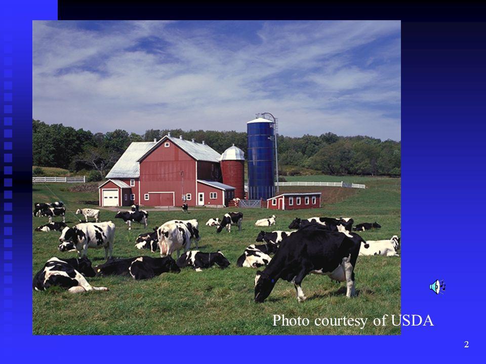 2 Photo courtesy of USDA