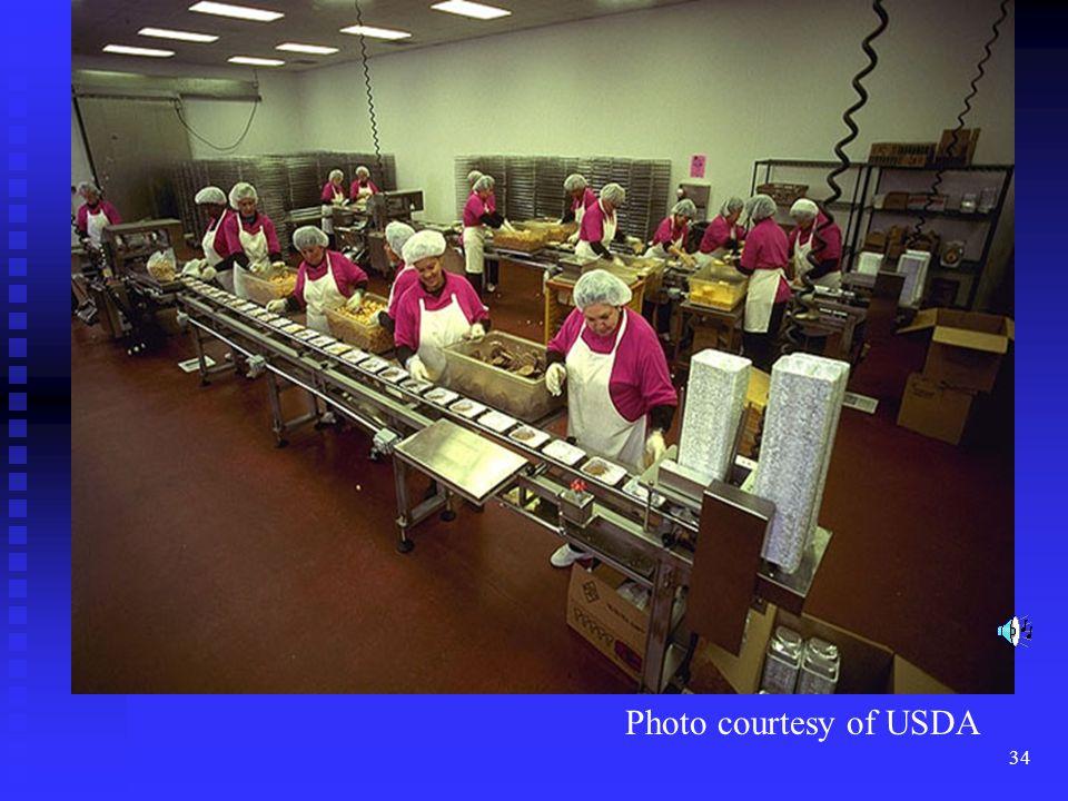 34 Photo courtesy of USDA