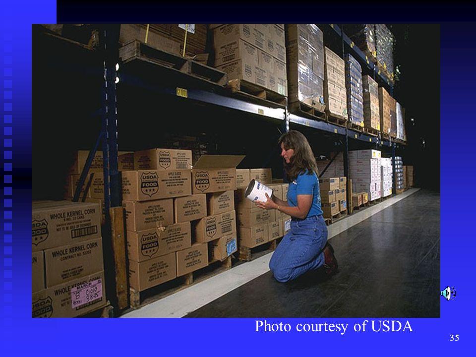 36 Photo courtesy of USDA
