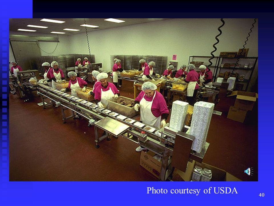 40 Photo courtesy of USDA