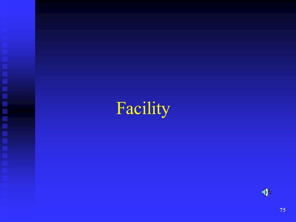 75 Facility