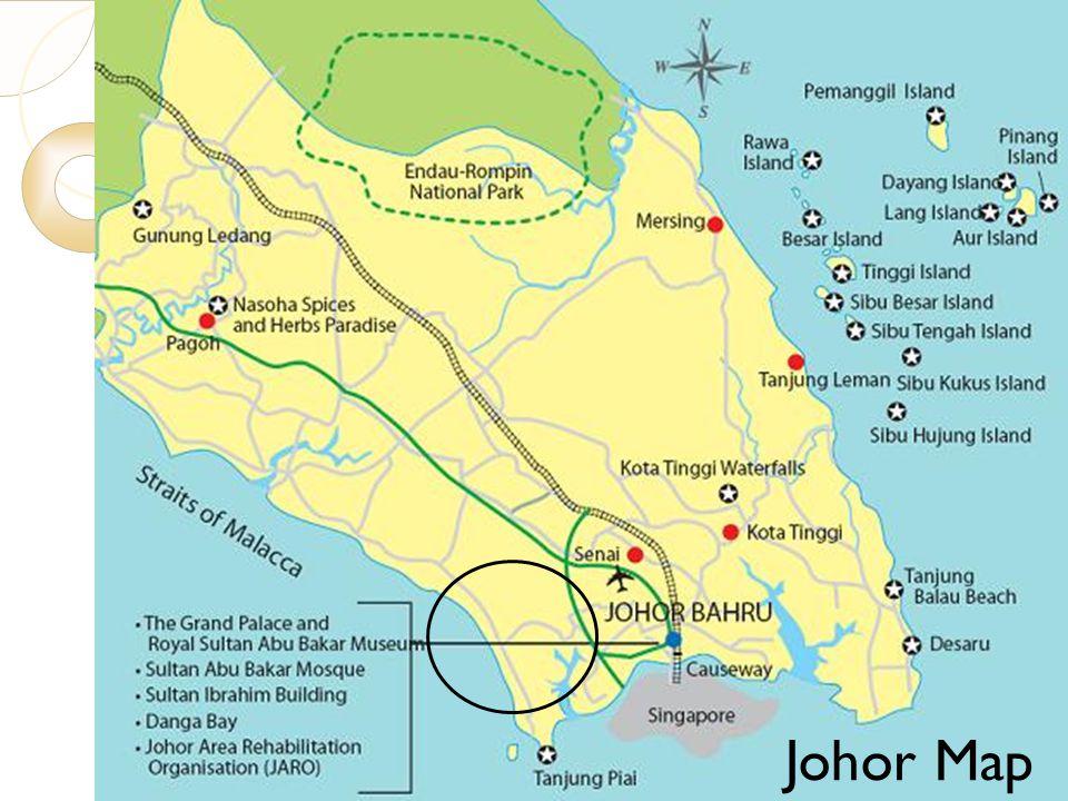 7/23/10 Johor Map